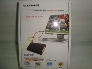 harga TV Tuner/Converter AV To VGA untuk Monitor CRT/LCD/LED Gadmei 3821 New Tokopedia.com