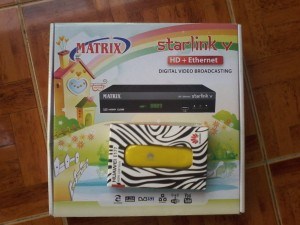 harga MATRIX STARLINK V HD  ETHERNET PLUS MODEM HUAWEI E177 Tokopedia.com