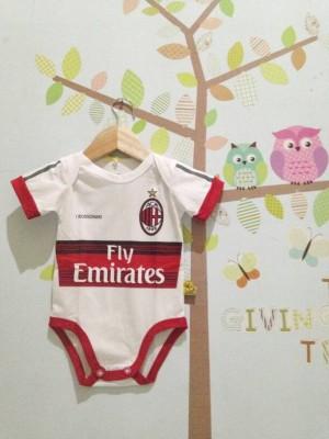 Jumper AC Milan Away 15/16
