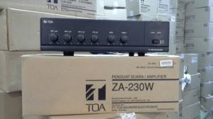 Mixer Ampli Toa ZA 230W ( ORIGINAL )