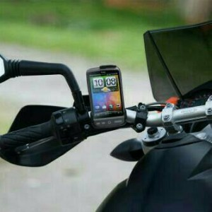 Holder Sepeda / motor / Holder GPS