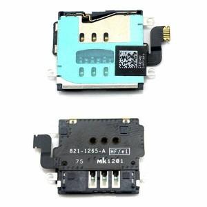 SPARE PART iPad 3, 4 Simcard Connector