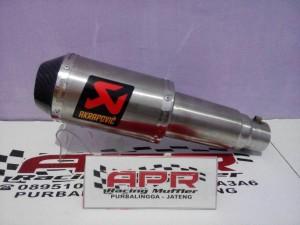 Knalpot buat R15 Ninja 250FI NVL Tiger Revo dll