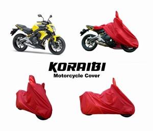 Koraibi Cover Motor K2 Motor Sport Naked Bike - Merah