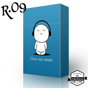 Kotak Rokok Rokobox R.09 Love Music