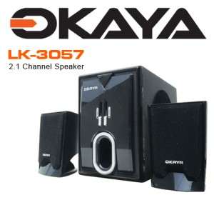 harga Speaker Aktif OKAYA LK-3057 Tokopedia.com