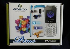 harga GOSCO FA1822 PIRUS camera mp3 radio Tokopedia.com