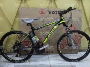 harga Sepeda Gunung/MTB Full Alumunium laher/bearing Exotic ET2656 Bandung Tokopedia.com