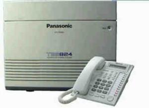 PABX Panasonic kx-tes 824 |service|seting|Maintenance