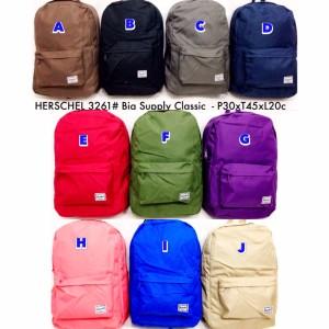 harga Herschel 3261 Big Supply Classic Backpack Suprem Tokopedia.com