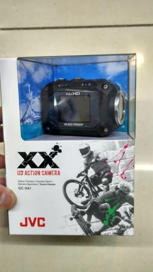 harga JVC GC-XA1 HD ACTION CAMERA Tokopedia.com
