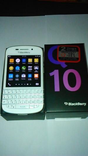 harga BlackBerry BB Q10 Tokopedia.com
