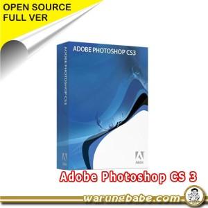 CD Software Adobe Photoshop CS 3 / CS3