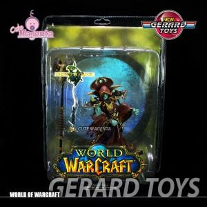 Undead Warlock - World Of Warcraft - SOTA - MOC