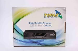 harga Receiver TV Topas Free 2 Tahun All channel mpeg4 TS2-39 Ada Port HD MI Tokopedia.com