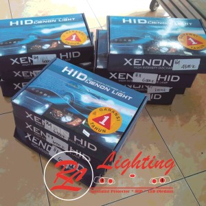 harga LAMPU HID XENON H7 GARANSI 12 BULAN NINJA 250 / WARRIOR Tokopedia.com