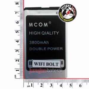 Batere/Batrei/Baterai/ Battery MCOM BOLT for ZTE MF90/ Modem Mifi Bolt