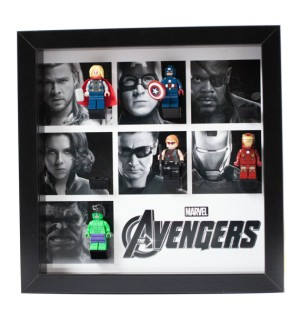 frame lego avenger