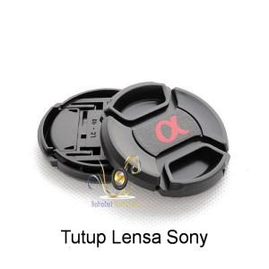 harga Tutup Lensa Sony Alpha Ukuran 40.5 mm Tokopedia.com