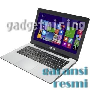 harga Asus X453MA-WX217D RAM 2GB | 500GB HDD - Putih | Garansi Resmi Tokopedia.com