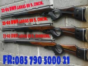senapan gejluk popor army big game.