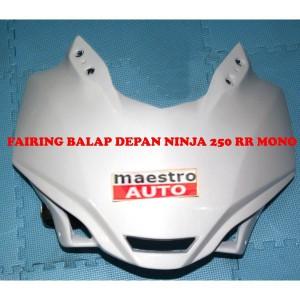 harga Fairing Batok Buta Balap Depan Ninja 250 RR Mono Tokopedia.com