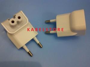 AC PLUG Ipad 1 2 3 4 Adaptor Macbook Ujung kepala kaki 2 colokan Apple