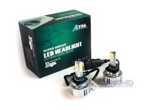 harga Nao Lampu LED Mobil 3 Sisi COB HB3 9005 36W 3300 Lumens 6000K A336 ETi Tokopedia.com