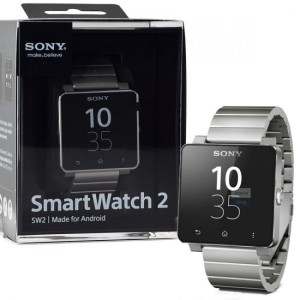 SONY SMART WATCH SW2 METAL WRISTBAND