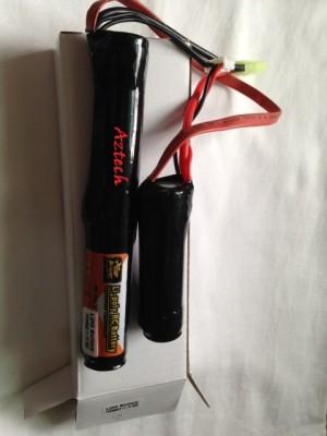 Zop Power 1500mAh 20C (3 Cell 11,1V) bentuk Pecah 2