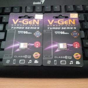 mikro sd vgen class 10 8 gb | kartu memori