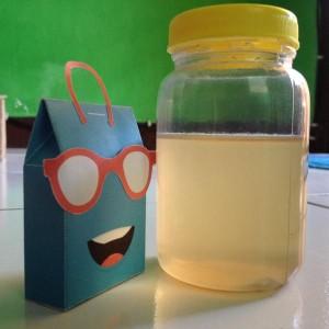 Vinegar Eel Murah, Pakan Larva Ikan Cupang, Guppy, Koi, Koki, Dll