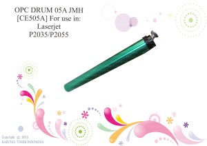 OPC DRUM 05 JMH [CE505A] FOR USE IN LASERJET P2035/P2055