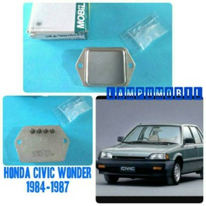 Igniter / CDI Delco Honda Civic Wonder 1984-1987