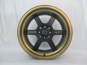harga VELG RACING TE 37 RT RING 16 LEBAR 8 - 9 HOLE 4 PCD 100-114,3 CELONG Tokopedia.com