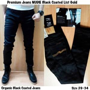 Premium Nudie Jeans List Gold