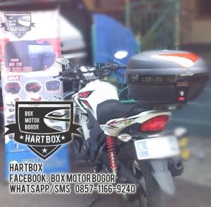Box Motor KMI 688 Warna Hitam