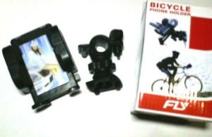 Holder HP / GPS / IPAD untuk sepeda (JHD-02)