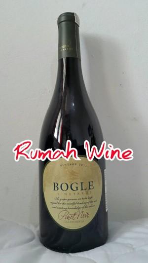 Jual Bogle Pinot Noir 750ml Red Wine Rumah Wine Tokopedia
