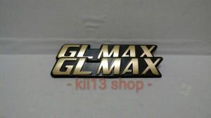 Emblem Box Aki Honda GL Max