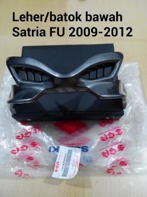 LEHER/BATOK BAWAH NEW SATRIA FU 2009-2012 (WARNA ABU-ABU)