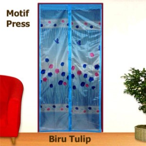 harga Tirai Pintu Magnetik motif press import (katalog 3) Tokopedia.com