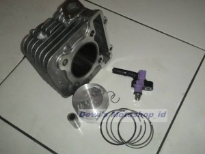 harga Paket Bore Up 150cc Mio-J / X-Ride / Soul GT plus Injektor Tokopedia.com