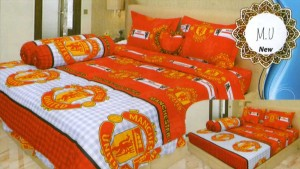 Bedcover Lady Rose Disperse 180 – MU / Manchester United