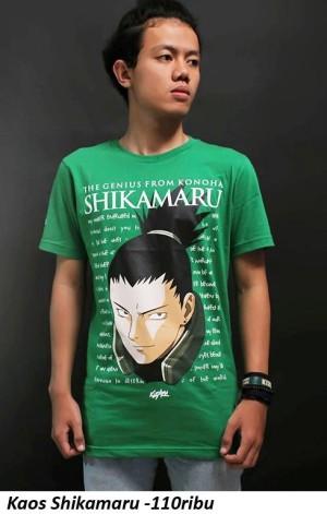 Kaos Shikamaru