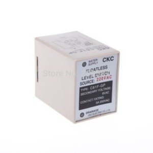 harga Pengontrol Level Toren Bak Air  Floatless Switch Sensor C61F-GP AC220V Tokopedia.com