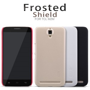 harga Alcatel One Touch Flash Plus   Nillkin Super Frosted Shield Hard Case Tokopedia.com