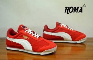 harga puma roma casual sneaker / puma sneaker / puma Tokopedia.com