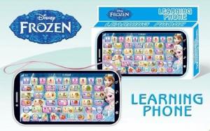 harga Mainan Anak LEANING PHONE FROZEN Tokopedia.com