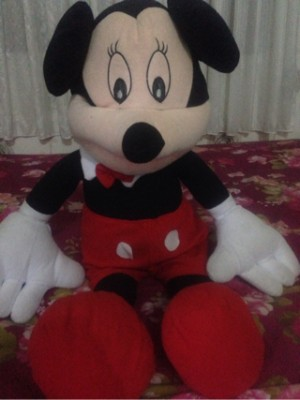 boneka micky mouse super big
